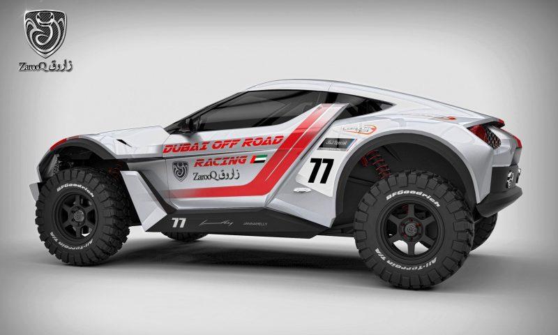 ZAROOQ MOTORS Sand Racer 10