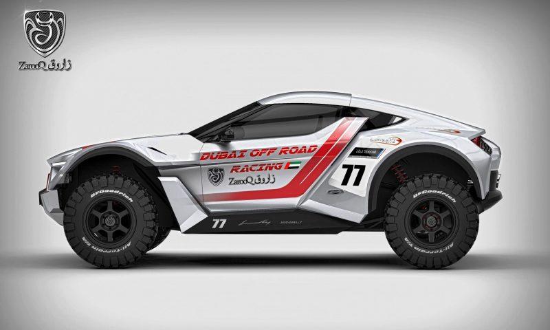 ZAROOQ MOTORS Sand Racer 11