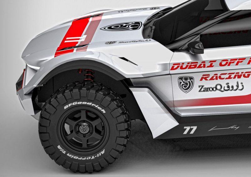 ZAROOQ MOTORS Sand Racer 13