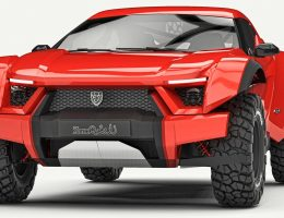 2017 ZAROOQ SandRacer – Pricing, Tech Specs and 50 Pics of New Emirati Off-Roader