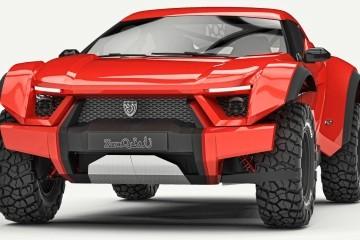ZAROOQ MOTORS Sand Racer 16