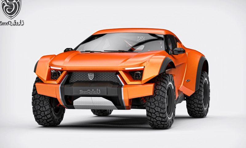 ZAROOQ MOTORS Sand Racer 5