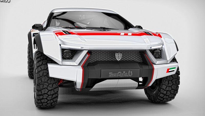 ZAROOQ MOTORS Sand Racer 8