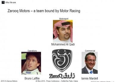 Zarooq Motors Launch Presentaion Slides Nov2015 1
