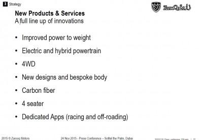 Zarooq Motors Launch Presentaion Slides Nov2015 15