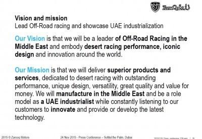 Zarooq Motors Launch Presentaion Slides Nov2015 17