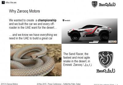 Zarooq Motors Launch Presentaion Slides Nov2015 4