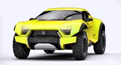 Zarooq Sand Racer COLORS 1