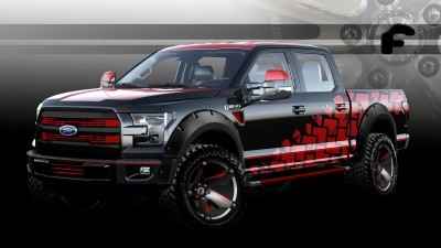 Forgiato Ford F-150 Supercrew