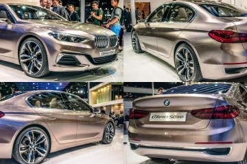 2015 BMW Concept Compact Sedan Teases Upcoming 135i: $25k Base Price, Standard Turbo, RWD?