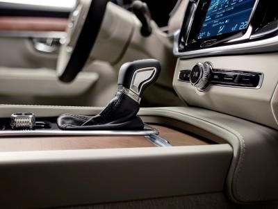 Interior Gear lever Volvo S90