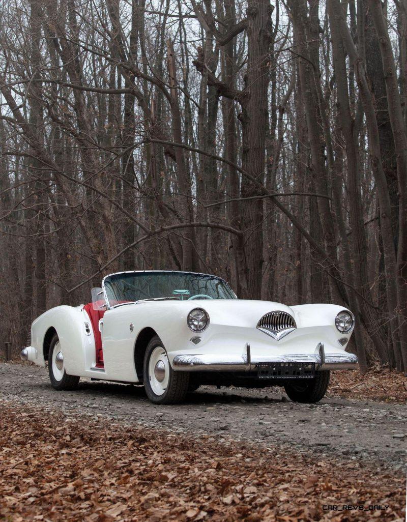 1954 Kaiser-Darrin Roadster 1