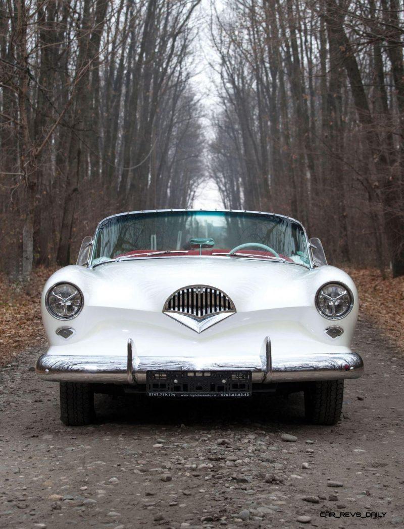 1954 Kaiser-Darrin Roadster 11