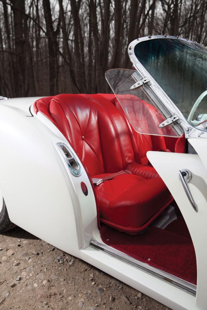 1954 Kaiser-Darrin Roadster 15