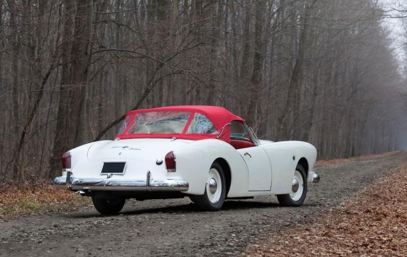 1954 Kaiser-Darrin Roadster 2