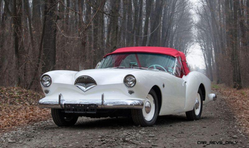 1954 Kaiser-Darrin Roadster 25
