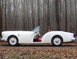 RM Paris 2016 Preview – 1954 Kaiser-Darrin Roadster