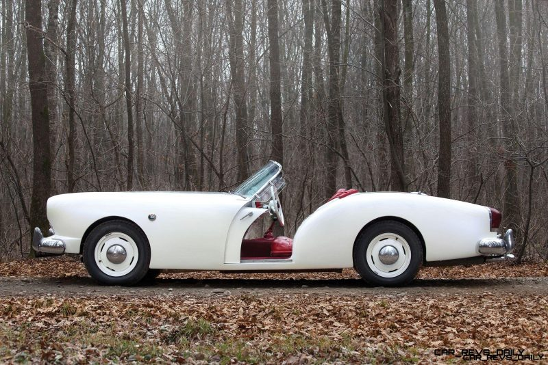 RM Paris 2016 Preview - 1954 Kaiser-Darrin Roadster RM Paris 2016 Preview - 1954 Kaiser-Darrin Roadster