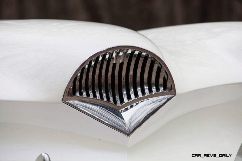 1954 Kaiser-Darrin Roadster 7