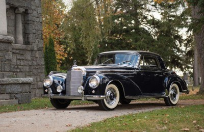 1955 Mercedes-Benz 300 Sc Coupe 1