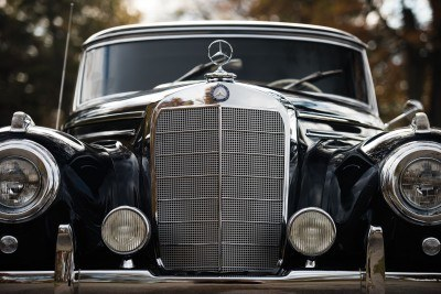 1955 Mercedes-Benz 300 Sc Coupe 12