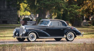 1955 Mercedes-Benz 300 Sc Coupe 31