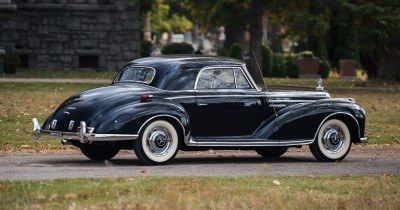 1955 Mercedes-Benz 300 Sc Coupe 33