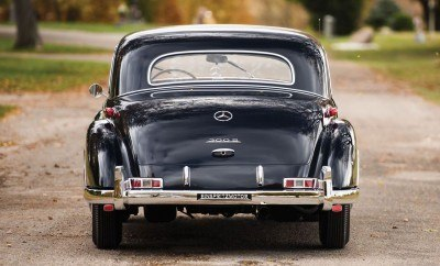 1955 Mercedes-Benz 300 Sc Coupe 7