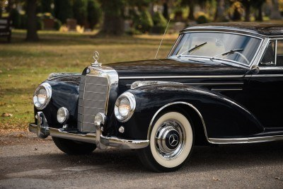 1955 Mercedes-Benz 300 Sc Coupe 8