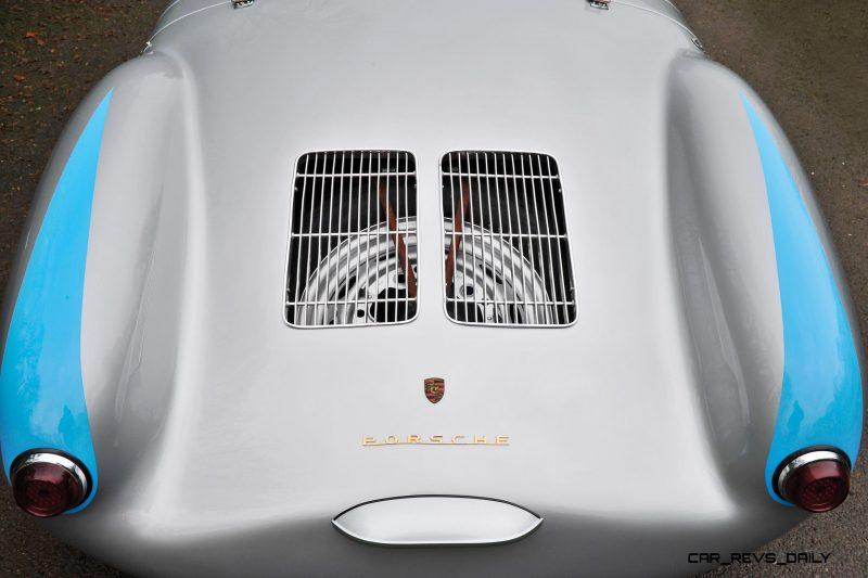 1955 Porsche 550 SPYDER 10