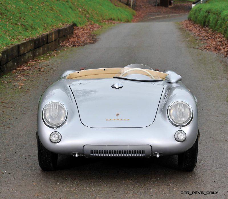 1955 Porsche 550 SPYDER 12
