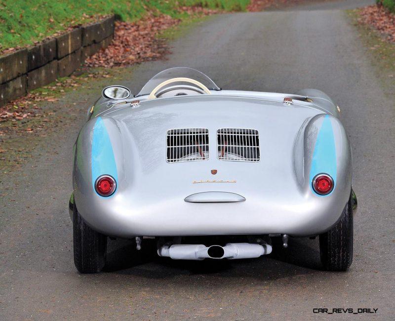 1955 Porsche 550 SPYDER 13