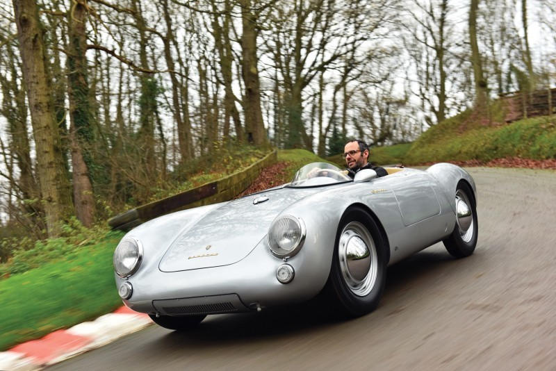 1955 Porsche 550 SPYDER 18
