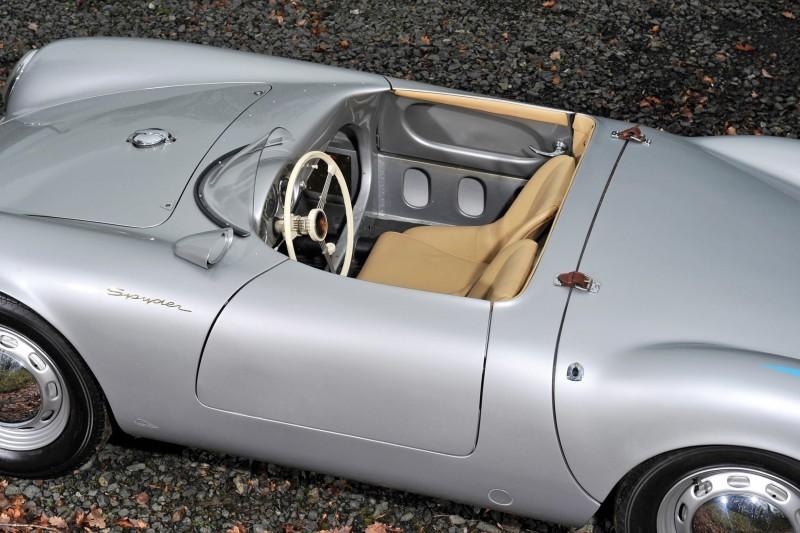 1955 Porsche 550 SPYDER 21
