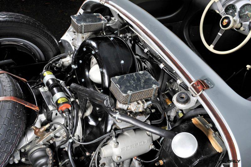 1955 Porsche 550 SPYDER 26