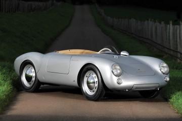 This 1955 Porsche 550 SPYDER Is Worth $4k per Pound