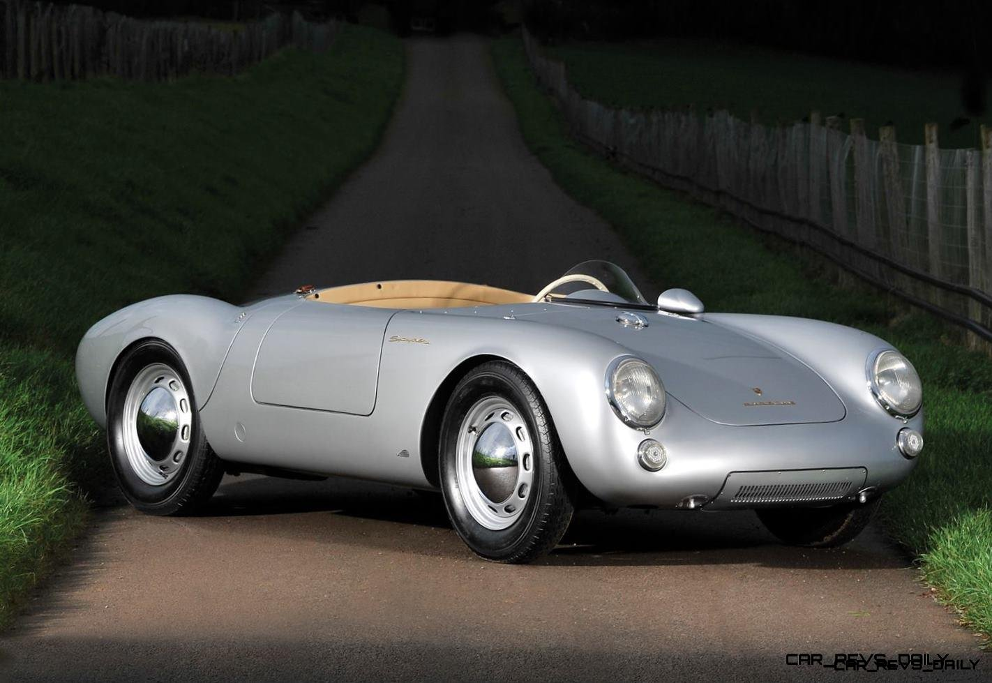 1955 porsche 550 spyder 28. Black Bedroom Furniture Sets. Home Design Ideas