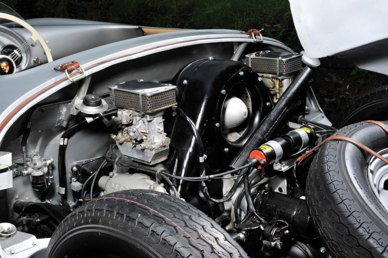 1955 Porsche 550 SPYDER 3