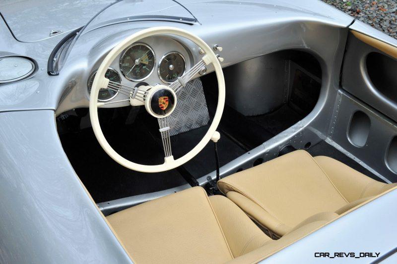 1955 Porsche 550 SPYDER 4