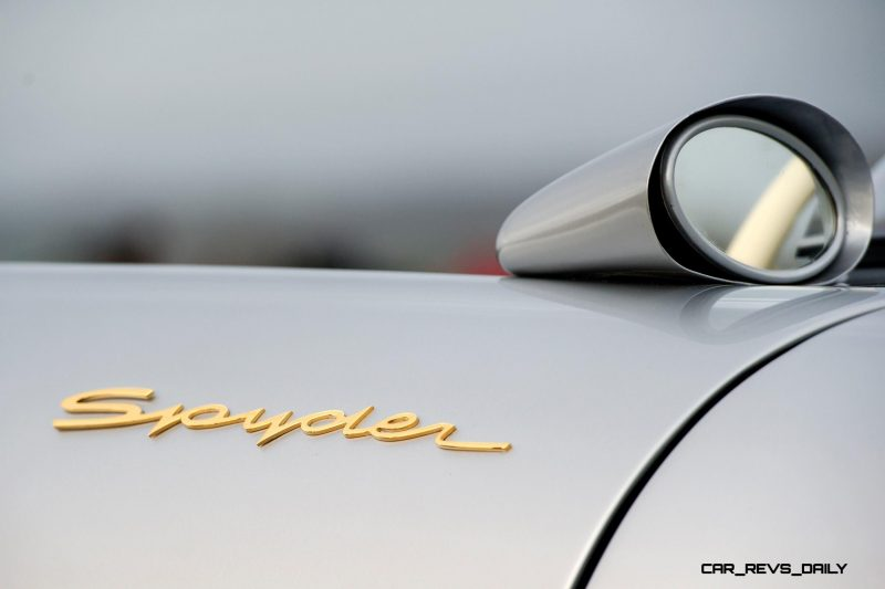 1955 Porsche 550 SPYDER 7