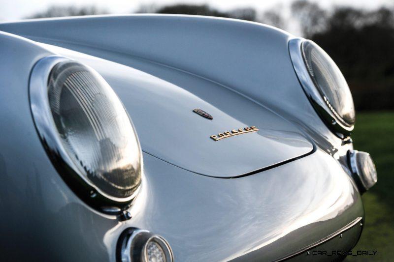 1955 Porsche 550 SPYDER 9