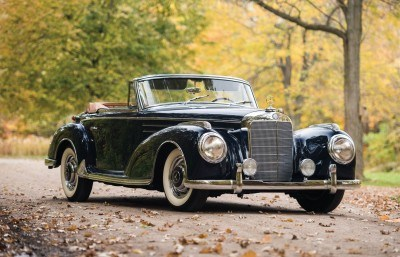 1956 Mercedes-Benz 300 Sc Roadster 1
