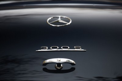 1956 Mercedes-Benz 300 Sc Roadster 17