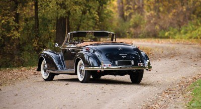 1956 Mercedes-Benz 300 Sc Roadster 2