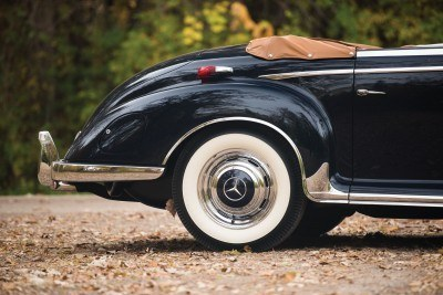 1956 Mercedes-Benz 300 Sc Roadster 21