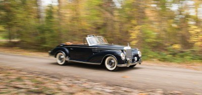 1956 Mercedes-Benz 300 Sc Roadster 31