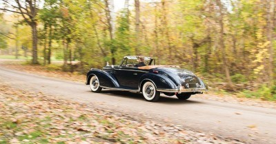 1956 Mercedes-Benz 300 Sc Roadster 32