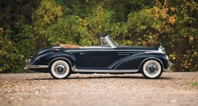 1956 Mercedes-Benz 300 Sc Roadster 5