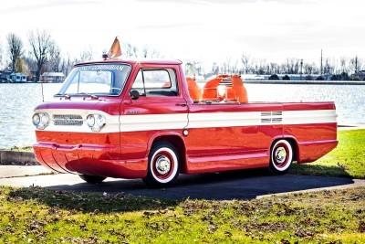 1961 Chevrolet Corphibian 2