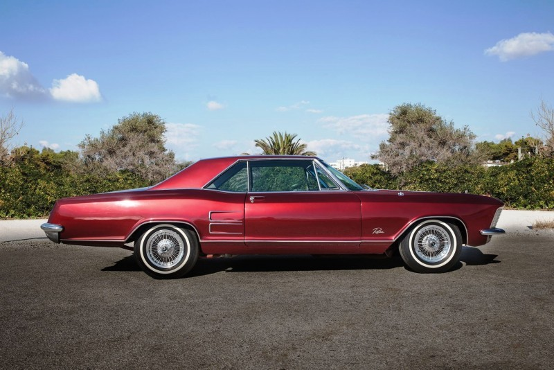 1963 Buick Riviera 5